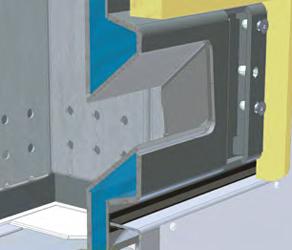 Brida de acoplamiento para pellets para la S4 Turbo F (opcional)