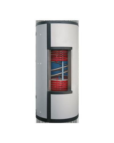 Depósito higiénico solar estratificado H3